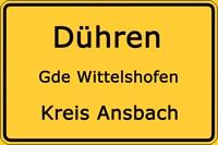 Ortsteil Dühren