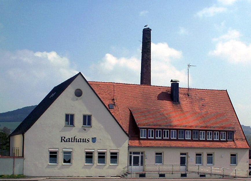 Rathaus Gemeinde Wittelshofen