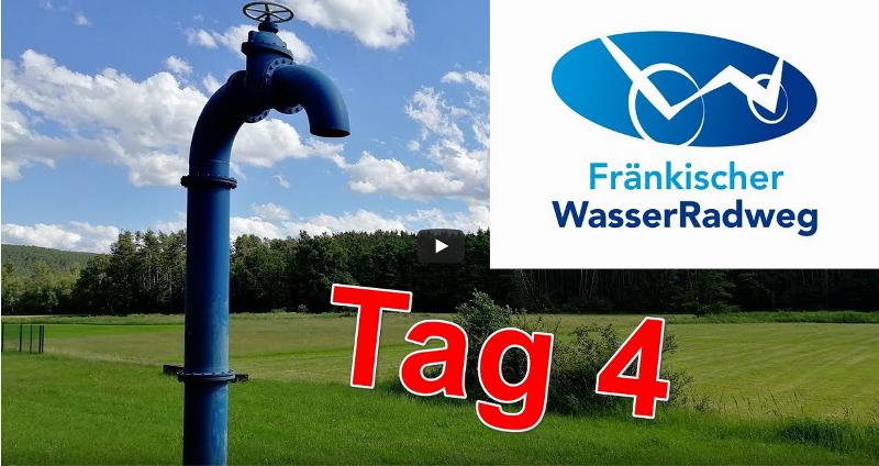 """Radreise """"Fränkischer WasserRadweg"""" auf YouTube – Tag 4"""