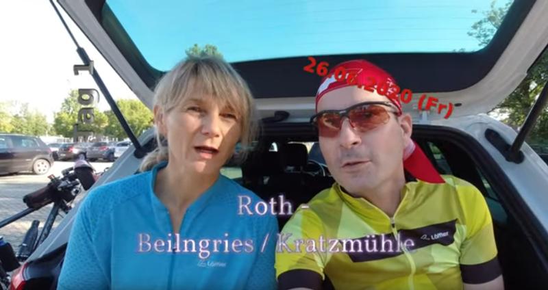 """Radreise """"Fränkischer WasserRadweg"""" auf YouTube – Tag 1"""